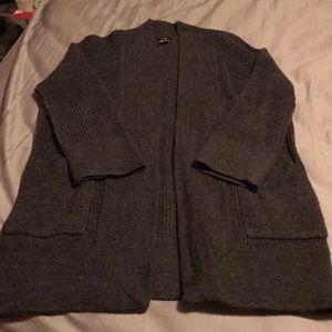 Jcrew longer cardigan
